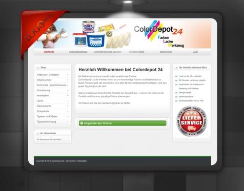 Malermeister Homepage